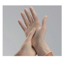 Латексови ръкавици с талк 100бр.
